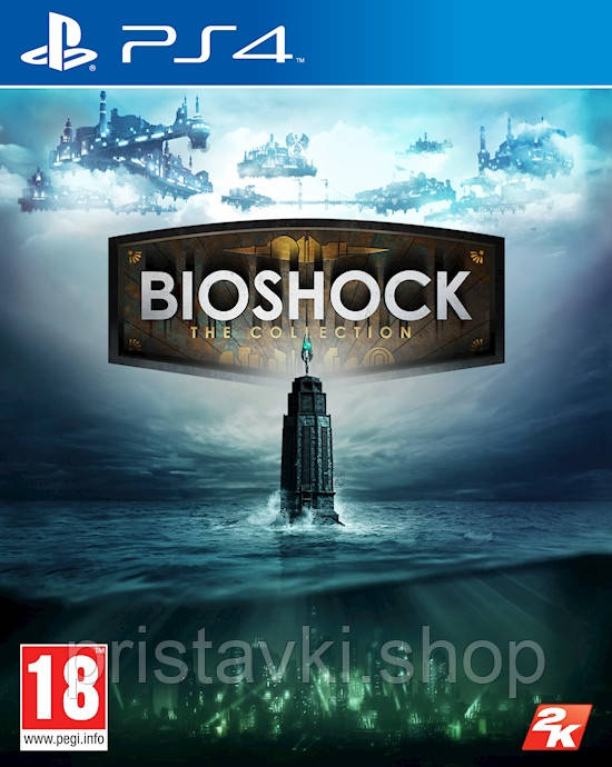 BioShock: The Collection PS4 / PS5