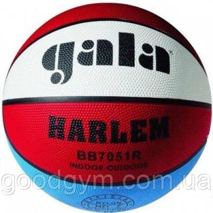 Мяч баскетбольный Gala BB7051R, фото 2