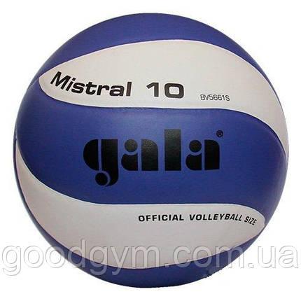 Мяч волейбольный Gala Mistral BV5661SC, фото 2