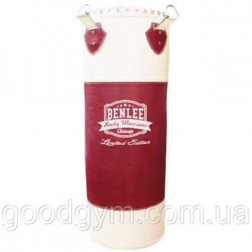 Боксерский мешок BENLEE Fullmen 120 см (199111/2025) Бордовый