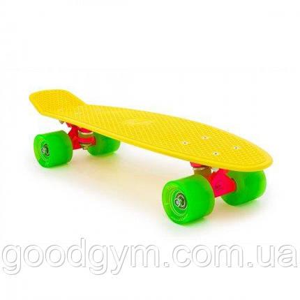 Скейт Baby Miller Original Fluor Yellow, фото 2
