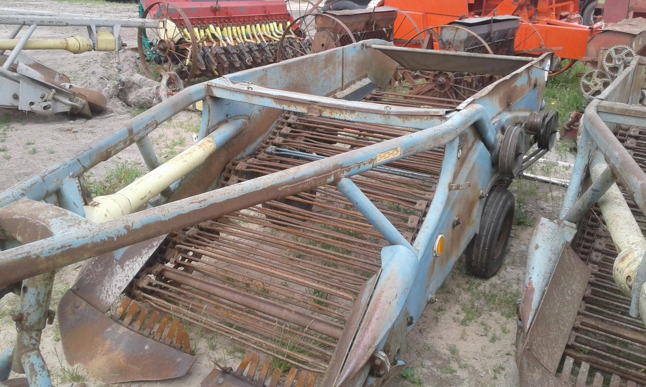 Картоплекопачка 2х рядна польська Agromet