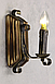 Бра одинарная свеча, фото 6