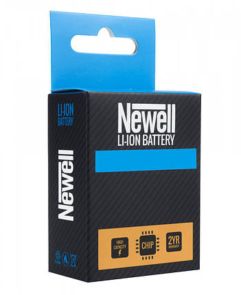 Аккумулятор Newell LP-E6N (Canon 5D EOS 7D Mark II,EOS R), фото 2