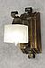 Бра на один плафон для дома с элементами ковки 670311, фото 3