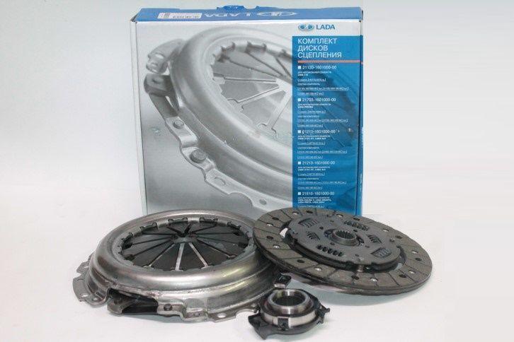 Комплект зчеплення ВАЗ 2110 2111 2112 8кл. двиг. АвтоВаз 211001601000