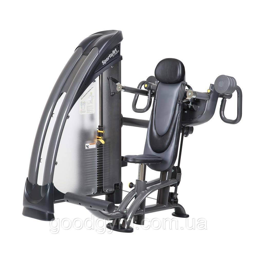Жим вверх (с разделенным ходом рычагов) SportsArt S917