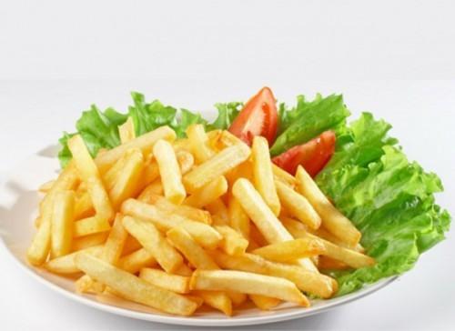 Картофель фри А класс9мм, замороженныйминимальная фасовка для заказа 2,5кг, в ящике 10 кг