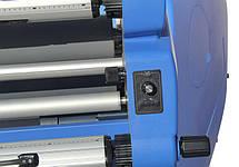 Односторонний теплый широкоформатный ламинатор MEFU MF1700-M1 Plus, фото 3