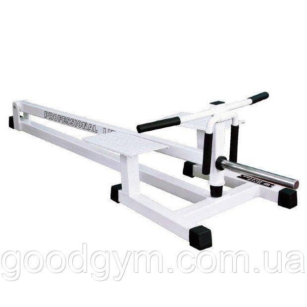 Т-образная тяга (с упором на ноги) InterAtletikGym ST215