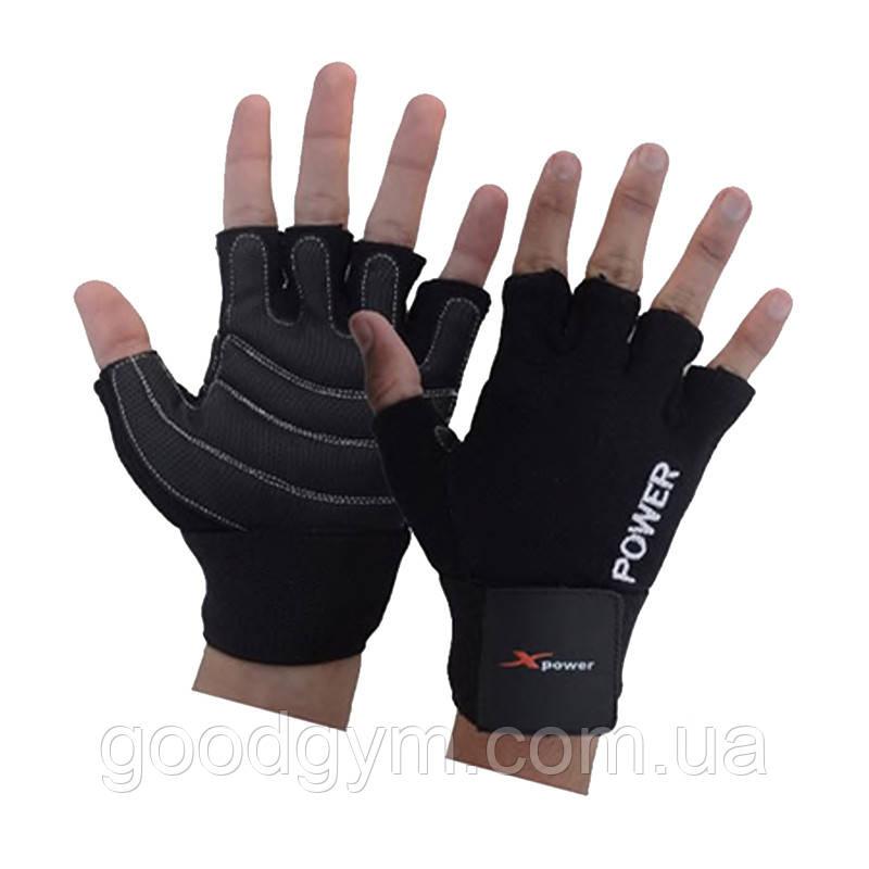 Перчатки для фитнеса X-power 9064 S/10