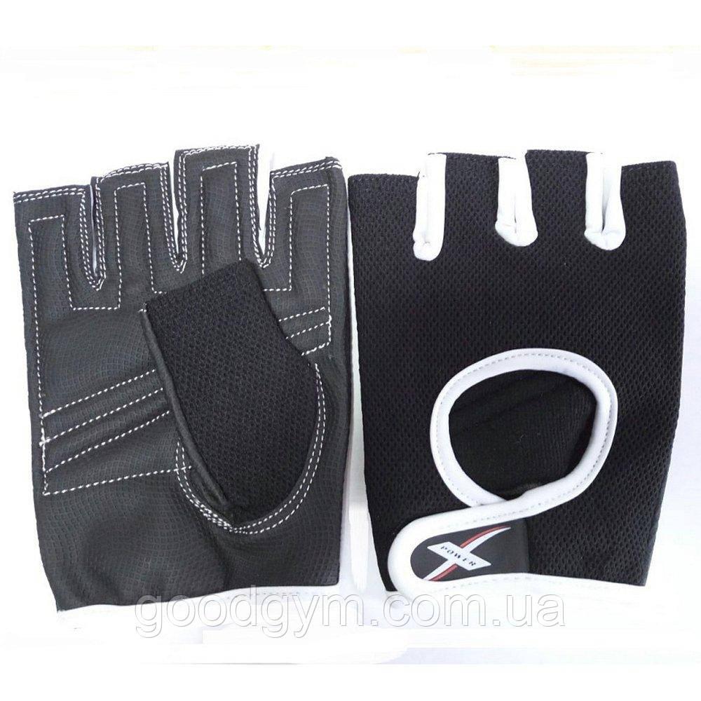 Перчатки для фитнеса X-power 9095 S/10