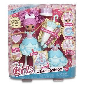 Набор с куклой LALALOOPSY GIRLS серии Lalabration Глазурина, фото 3