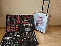 Универсальный Набор ключей AL-FA 186 шт В чемодане