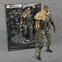 Action Figure Play Arts Venom Snake Metal Gear Solid The Phantom Pain