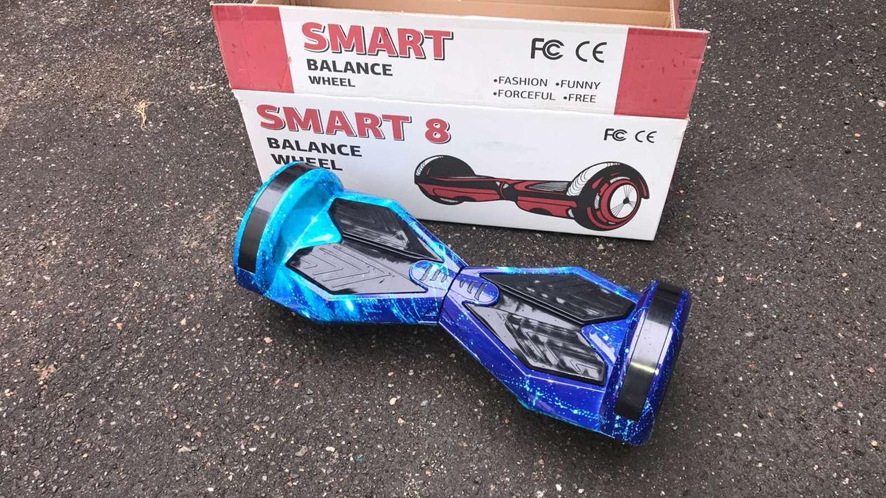 Гироскутер SMART 8 BALANCE WHEEL гироборд с размером колёс 8 дюймов аккумулятором Samsung и платами TAO TAO