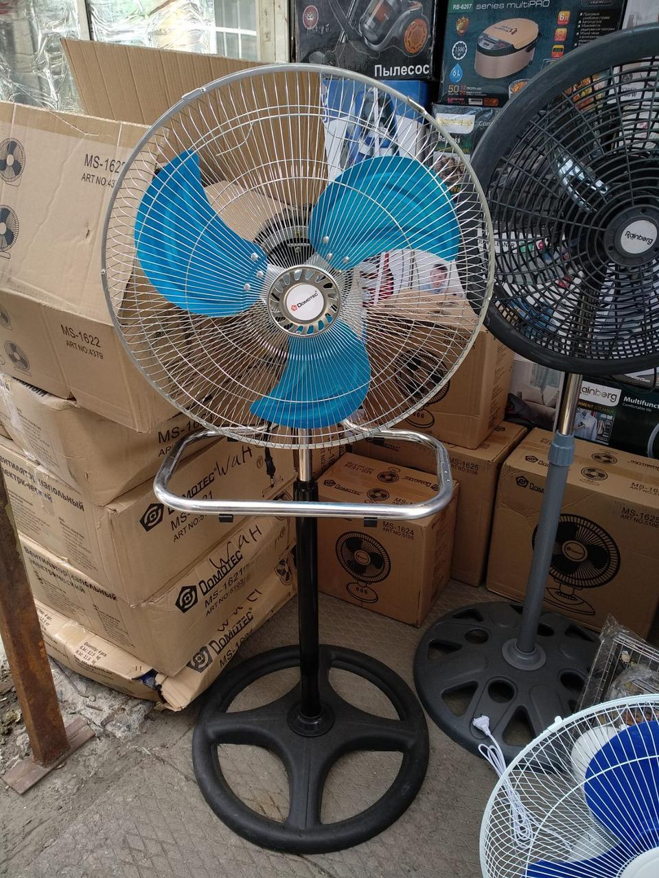 Напольный-настольный вентилятор 3 в 1 DOMOTEC MS-1622 (45 см)