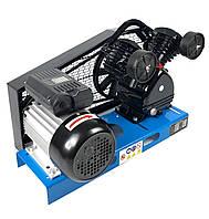 Компрессорный блок с двигателем AL-FA ALAC2065 - 3.8 кВт, Три цилиндра, 660 л/мин