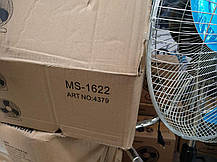 Напольный-настольный вентилятор 3 в 1 DOMOTEC MS-1622 (45 см), фото 3
