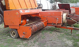 Пресс-подборщик тюковый Sipma 224 бу, фото 2
