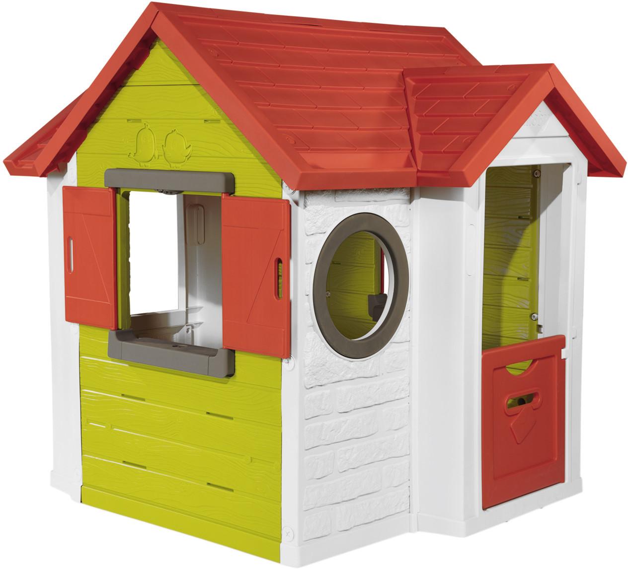 Дитячий ігровий будиночок My Neo House Smoby 810404 для дітей
