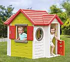 Дитячий ігровий будиночок My Neo House Smoby 810404 для дітей, фото 3