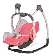 Кресло переноска стульчик качели для куклы 3в1 MAXI COSI Smoby 240230