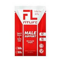 Стимулятор тестостерона FitLife Male Support (20 таб)