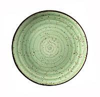 Тарелка фарфоровая Corendon Atlantis Green 25 см