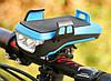 Велофара Power Bank Кріплення TWTOPSE CK-2020 4000 маг Ліхтар для велосипеда, фото 2