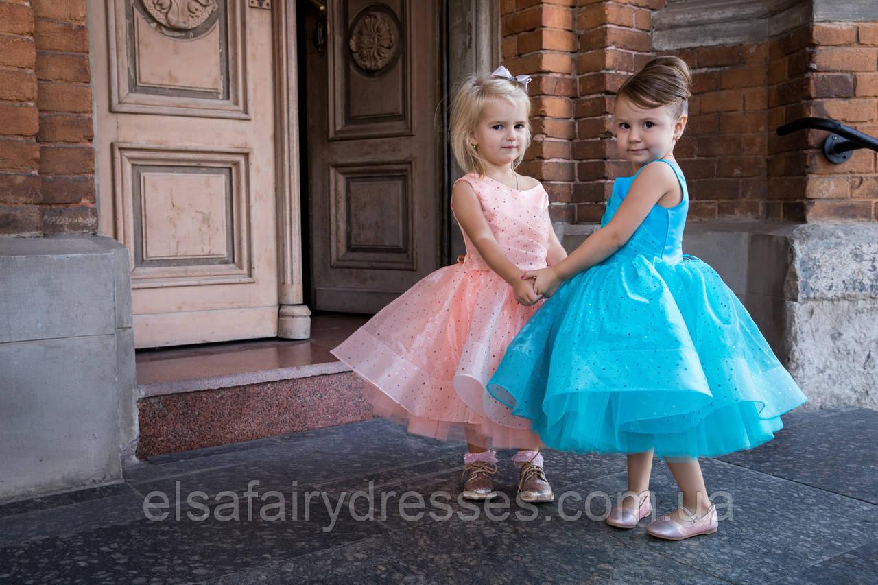 """Модель """"ЕЛІС+"""" - дитяча сукня / дитяче плаття"""