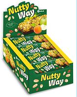 Батончики VALE Nutty Way 20x40 г (глазурований) (107013) Фирменный товар!