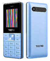 Кнопочный телефон Tecno T301 Blue