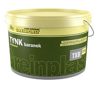 Штукатурка Силіконова Баранек, база, Greinplast TXB 25 кг. (Польща)