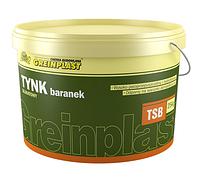 Штукатурка Силікатна Баранек, база, Greinplast TSB 25 кг. (Польща)