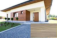Декоративна Панель, Рельєф Дошка, колір (Північна Береза 02), (Польща)