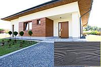 Панель Акрилова Облицювальна, Рельєф Дошка, колір (Скам'янілий Ліс 05), (Польща)