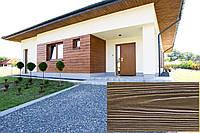 Облицювальна Дошка Акрилова, Рельєф Дошка, колір (Сливове Дерево 12), (Польща)