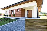 Облицювальна Панель Акрилова, Рельєф Дошка, колір (Сосна Кора 20), (Польща)