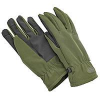 Мілітарка™ рукавички зимові Thinsulate Softshell TouchScreen олива, фото 1