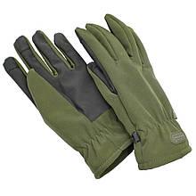 Милитарка™ перчатки зимние Thinsulate Softshell TouchScreen олива