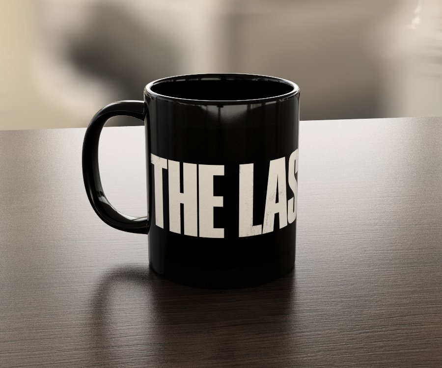 Кружка чашка The Last of Us