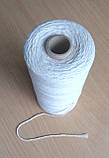 Шпагат хлопчатобумажный (6 сложений) 400 гр, фото 6