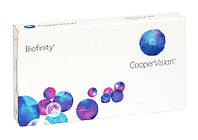 Контактные линзы CooperVision Biofinity (Упаковка 3 шт) -3