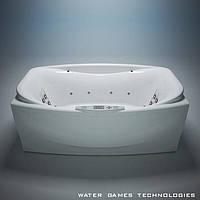 Ванна гидромассажная WGT TOGETHER 1900×1200×810 мм