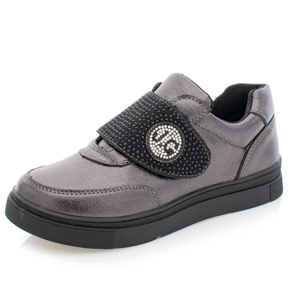 Туфли для девочек Jong Golf 31  платина 981044