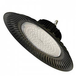 Світлодіодний світильник промисловий Highbay ASPENDOS-100 100W 6400К підвісний IP65 Код.59281