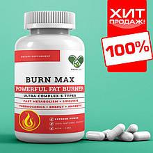 Мощный жиросжигатель BURN MAX для похудения и сушки100 капсул от En'vie Lab