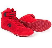 Gorilla Wear High Tops Red . Кроссовки,обувь для зала.