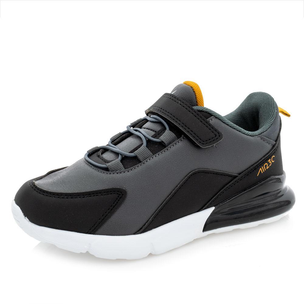 Кроссовки для мальчиков Jong Golf 31  чёрные 981034